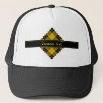 Clan Macleod of Lewis Tartan Trucker Hat