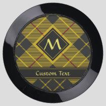 Clan Macleod of Lewis Tartan USB Charging Station