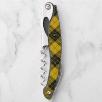 Clan Macleod of Lewis Tartan Waiter's Corkscrew