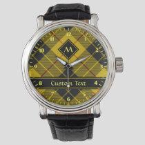 Clan Macleod of Lewis Tartan Watch