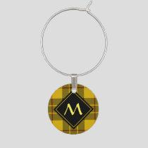 Clan Macleod of Lewis Tartan Wine Charm