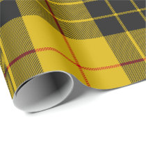 Clan Macleod of Lewis Tartan Wrapping Paper
