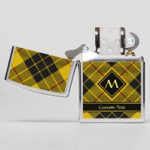 Clan Macleod of Lewis Tartan Zippo Lighter