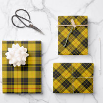 Clan Macleod of Lewis Wrapping Paper Sheets