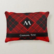 Clan Macleod of Raasay Tartan Accent Pillow