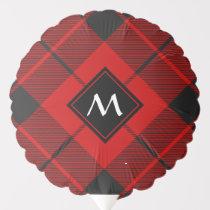 Clan Macleod of Raasay Tartan Balloon