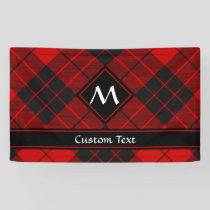 Clan Macleod of Raasay Tartan Banner