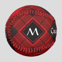 Clan Macleod of Raasay Tartan Baseball