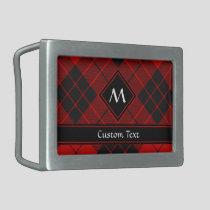 Clan Macleod of Raasay Tartan Belt Buckle