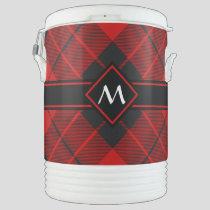 Clan Macleod of Raasay Tartan Beverage Cooler