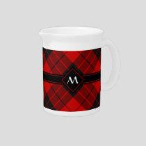 Clan Macleod of Raasay Tartan Beverage Pitcher