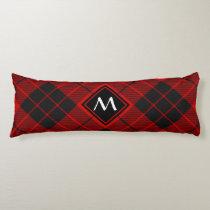 Clan Macleod of Raasay Tartan Body Pillow