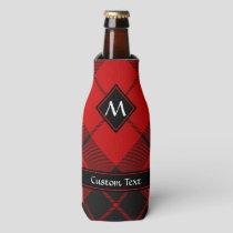 Clan Macleod of Raasay Tartan Bottle Cooler