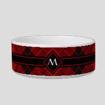 Clan Macleod of Raasay Tartan Bowl