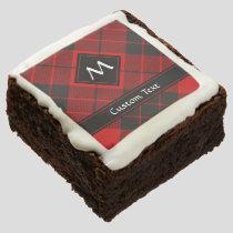 Clan Macleod of Raasay Tartan Brownie