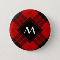 Clan Macleod of Raasay Tartan Button