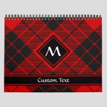 Clan Macleod of Raasay Tartan Calendar