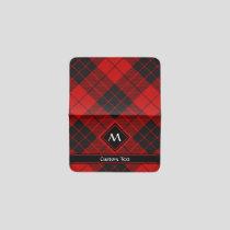 Clan Macleod of Raasay Tartan Card Holder