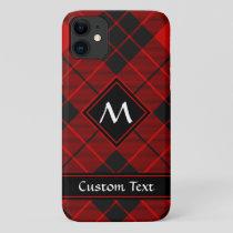 Clan Macleod of Raasay Tartan iPhone 11 Case