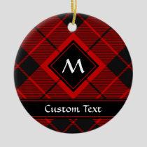 Clan Macleod of Raasay Tartan Ceramic Ornament
