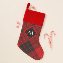 Clan Macleod of Raasay Tartan Christmas Stocking