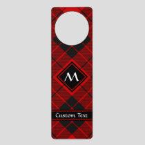 Clan Macleod of Raasay Tartan Door Hanger
