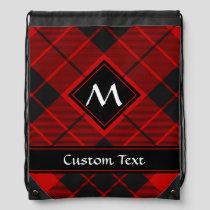 Clan Macleod of Raasay Tartan Drawstring Bag