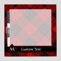Clan Macleod of Raasay Tartan Dry Erase Board