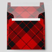 Clan Macleod of Raasay Tartan Envelope