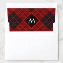 Clan Macleod of Raasay Tartan Envelope Liner