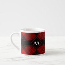 Clan Macleod of Raasay Tartan Espresso Cup