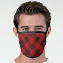 Clan Macleod of Raasay Tartan Face Mask