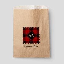 Clan Macleod of Raasay Tartan Favor Bag