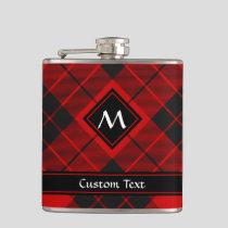 Clan Macleod of Raasay Tartan Flask