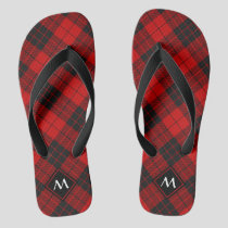 Clan Macleod of Raasay Tartan Flip Flops