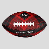 Clan Macleod of Raasay Tartan Football