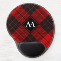 Clan Macleod of Raasay Tartan Gel Mouse Pad