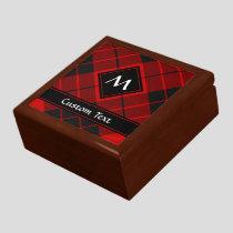Clan Macleod of Raasay Tartan Gift Box
