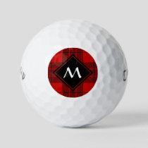 Clan Macleod of Raasay Tartan Golf Balls