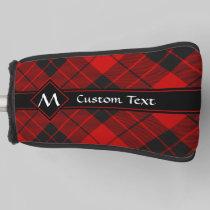 Clan Macleod of Raasay Tartan Golf Head Cover