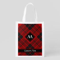 Clan Macleod of Raasay Tartan Grocery Bag