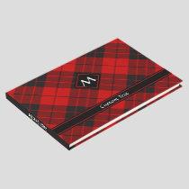 Clan Macleod of Raasay Tartan Guest Book