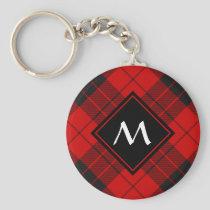 Clan Macleod of Raasay Tartan Keychain