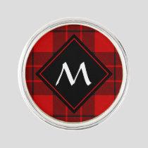 Clan Macleod of Raasay Tartan Lapel Pin