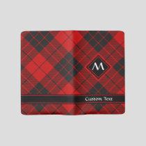 Clan Macleod of Raasay Tartan Large Moleskine Notebook