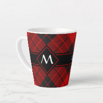 Clan Macleod of Raasay Tartan Latte Mug
