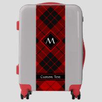 Clan Macleod of Raasay Tartan Luggage