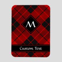 Clan Macleod of Raasay Tartan Magnet