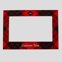 Clan Macleod of Raasay Tartan Magnetic Frame