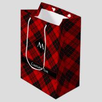 Clan Macleod of Raasay Tartan Medium Gift Bag